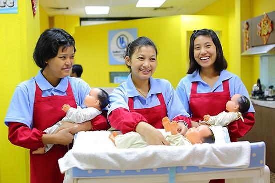 maid agency singapore indonesian helper