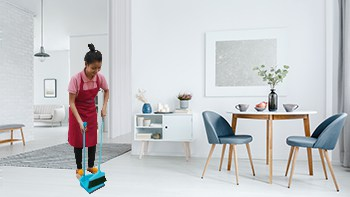 part time cleaning of your home