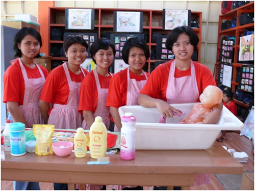 One of the well-regarded Singapore Indonesian maid agency