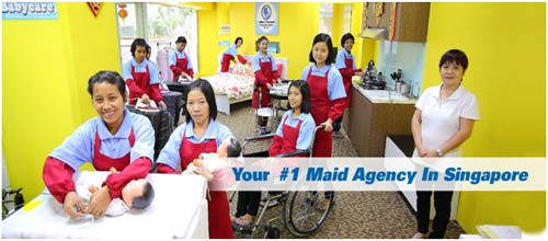 Your #1 maid agency in Singapore