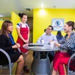 Introducing a maid at our domestic worker agency